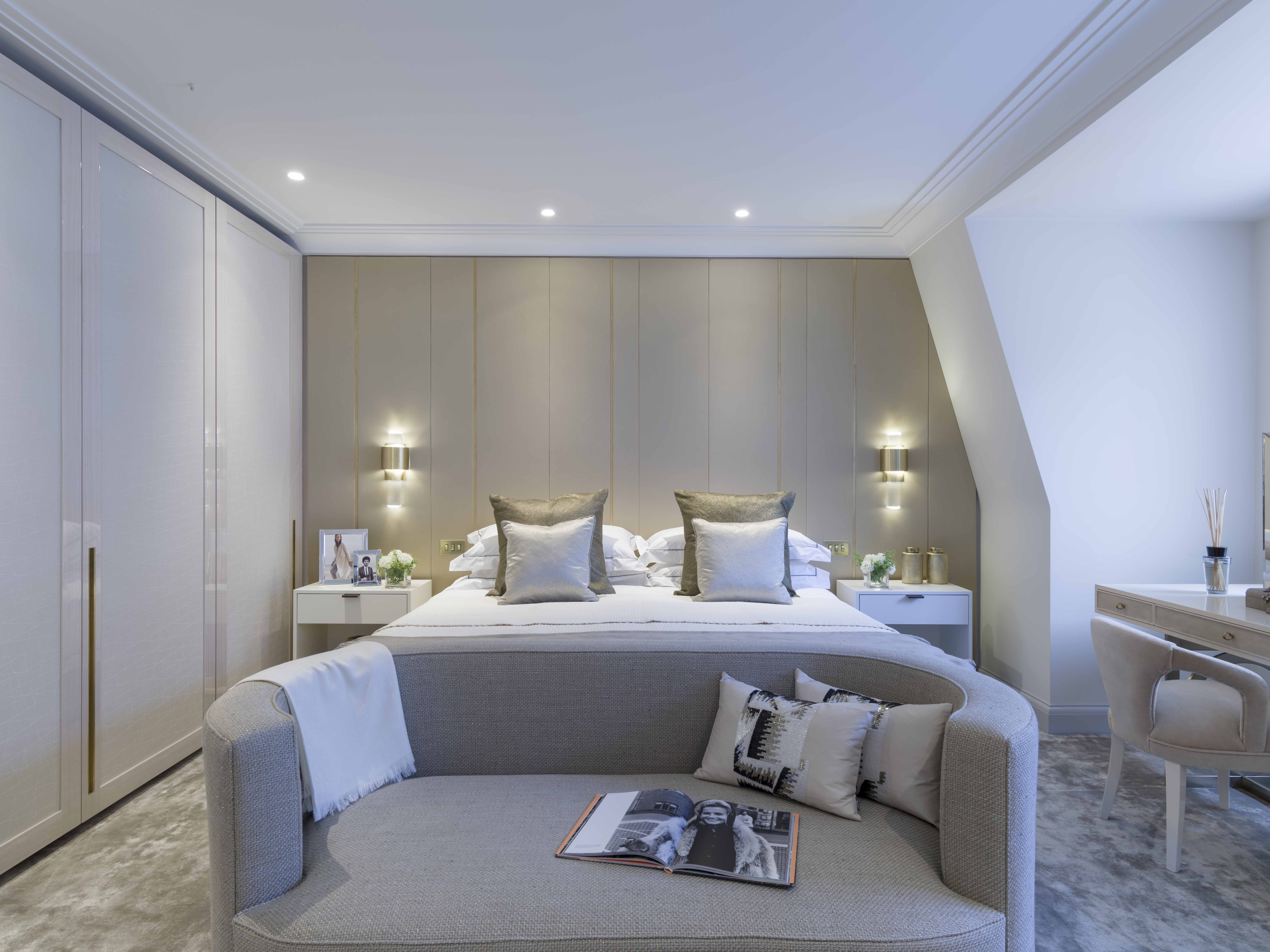 Rigby&Rigby, 12 Charles Street - Master Bedroom Full